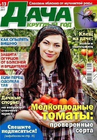 Дача круглый год №13 (июнь 2017)