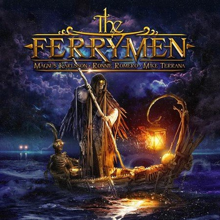 The Ferrymen - The Ferrymen (Japanese Edition) (2017)