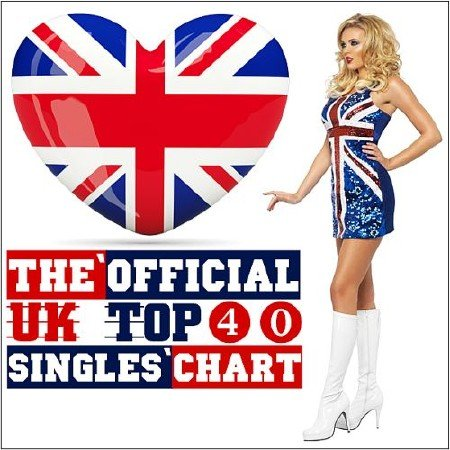 The Official UK Top 40 Singles Chart 14th July (2017)