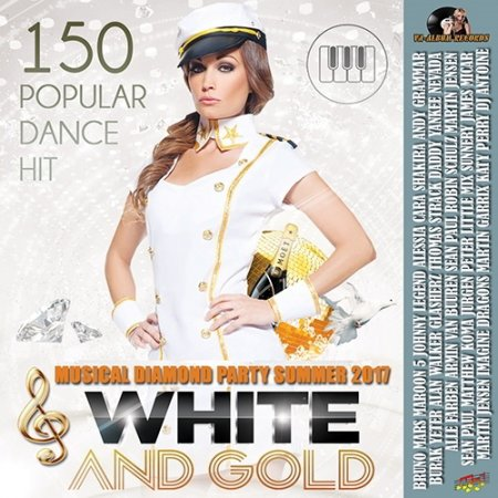 White And Gold Popular Dance Hit (2017)
