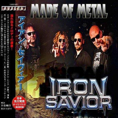 Iron Savior - Made Of Metal (2017)
