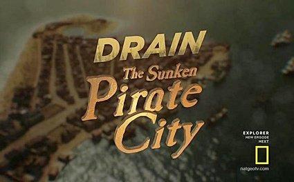 Осушить океан: Затонувший город пиратов (2017) HDTVRip
