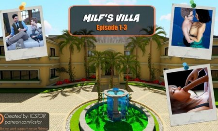 Milf's Villa Episode 1-3 v0.3c (2017/PC/RUS)