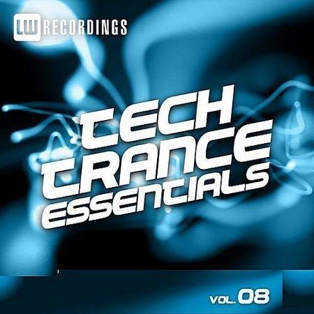 Tech Trance Essentials Vol.08 (2017)