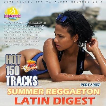 Latin Digest: Summer Reggaeton (2017)