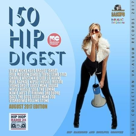 150 Hip Digest: August Edition (2017)