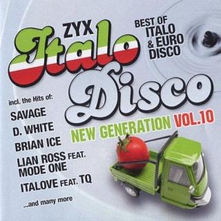 ZYX Italo Disco New Generation Vol 10 (2017)
