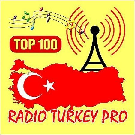 Radio Turkey PRO Top 100 (Best Of Summer) (2017)