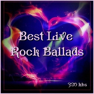 Best Live Rock Ballads (Tronic Soundz) (2017)