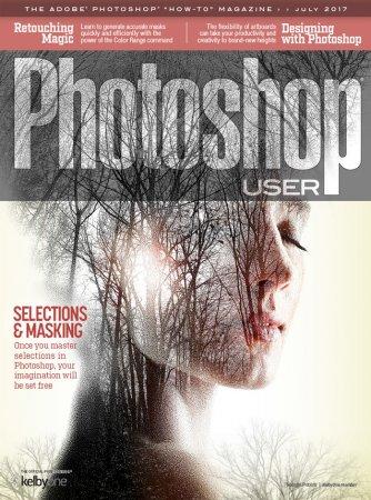 Photoshop User 2017 (Июль 2017) [PDF] [En]
