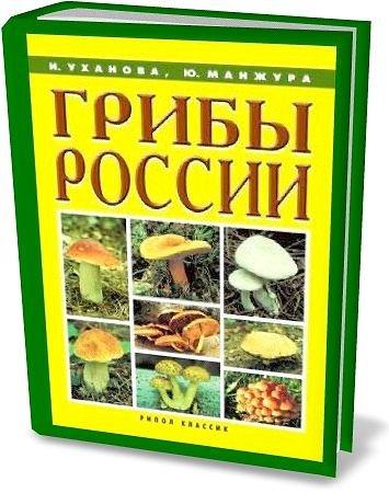 Ирина Уханова, Юрий Манжура. Грибы России