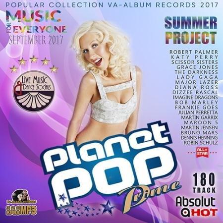 Planet Pop Summer Project (2017)