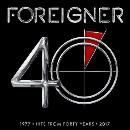 Foreigner - 40: Forty Hits From Forty Years (2017)
