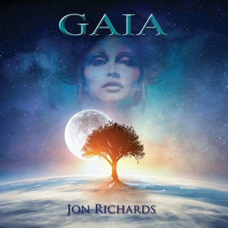 Jon Richards - Gaia (2017) FLAC