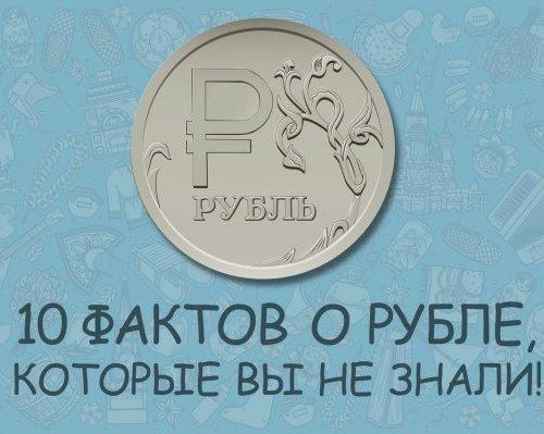 Историческая справка о рубле