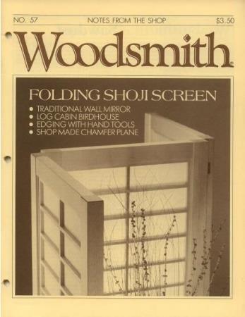 Woodsmith №61-66  (1989)