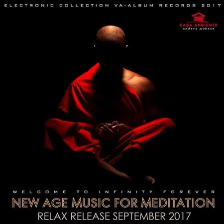 New Age Music For Meditation (2017)