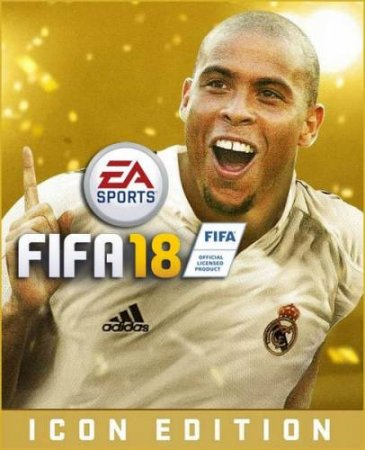 FIFA 18: ICON Edition (2017/RUS/ENG/RePack by qoob)