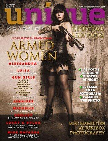 Unique Magazine (Июнь 2017)