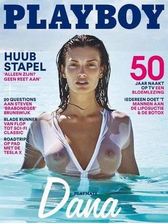 Playboy №10 (Октябрь 2017) Голландия