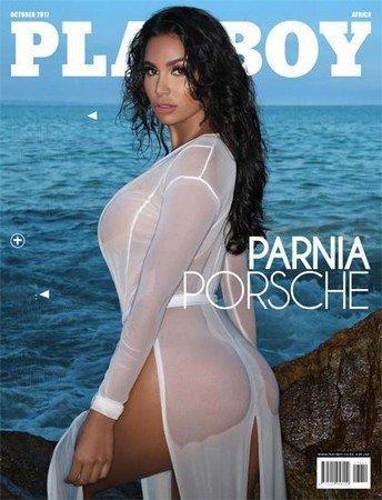 Playboy №10/2 (Октябрь 2017) Африка