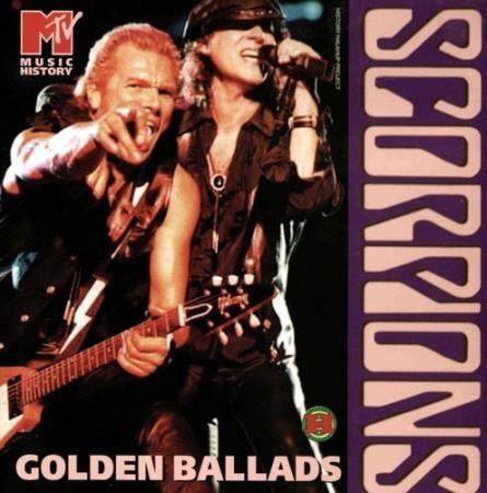 Scorpions -  Golden Ballads 2CD (2001)