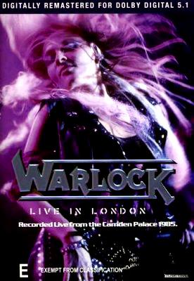 Warlock - Live In London 1985 (DVDRip) concert