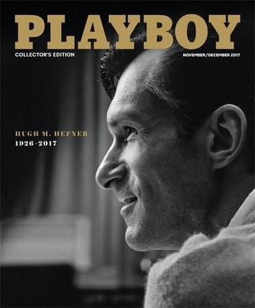 Playboy №11-12 (Ноябрь - Декабрь 2017) США