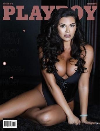 Playboy №10 (Октябрь 2017) Южная Африка