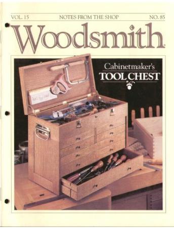 Woodsmith №85-90  (1993)