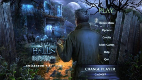 Harrowed Halls 2: Hell's Thistle Collector's Edition