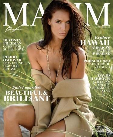 Maxim №11 (Ноябрь 2017) США