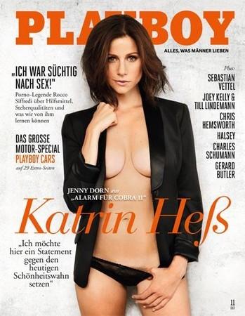 Playboy №11 (Ноябрь 2017) Германия