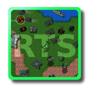 Rusted Warfare - RTS Strategy v1.11
