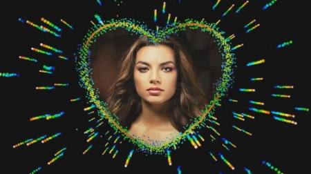 Проект ProShow Producer - Colorful Hearts