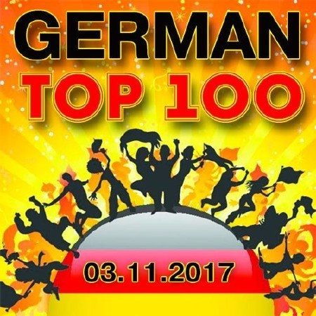 German Top 100 Single Charts 03.11.2017 (2017)