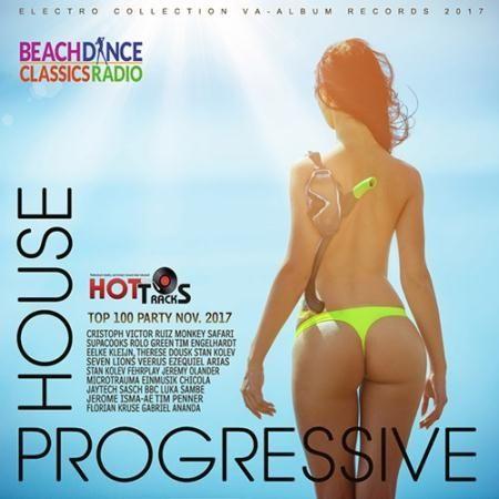 Progressive House: Beach Dance Classic Radio (2017)