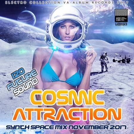 Cocmic Attraction: Synthspace Megamix (2017)