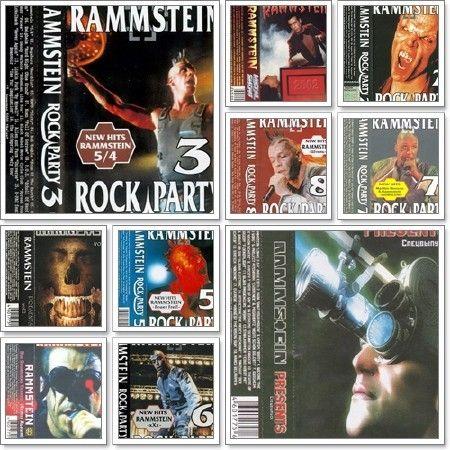 Rammstein & VA - Unofficial Compilations (2001-2003)