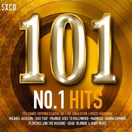 101 No.1 Hits - Box Set (2017)