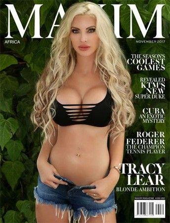 Maxim №11 (Ноябрь 2017) Африка