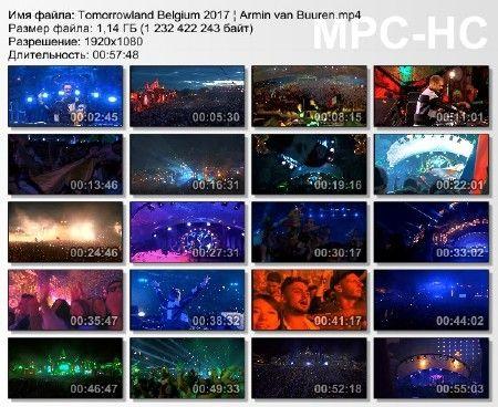Armin van Buuren Tomorrowland Belgium 2017