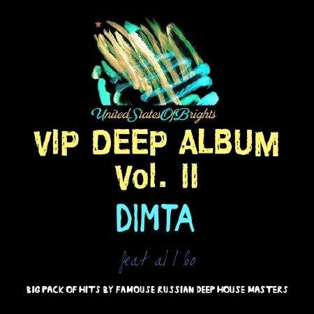 Dimta & al l bo - Vip Deep Album Vol. II (2017) FLAC