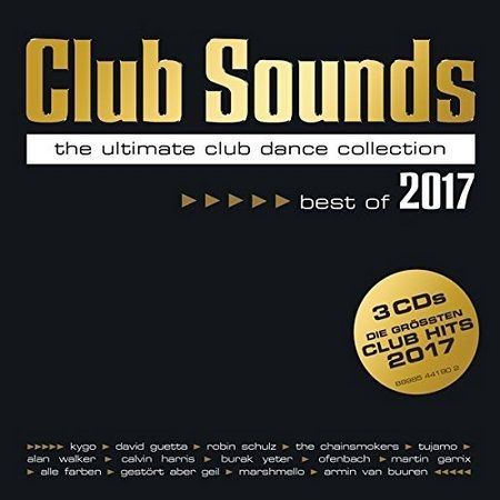 Club Sounds - Best Of 2017 (2017)