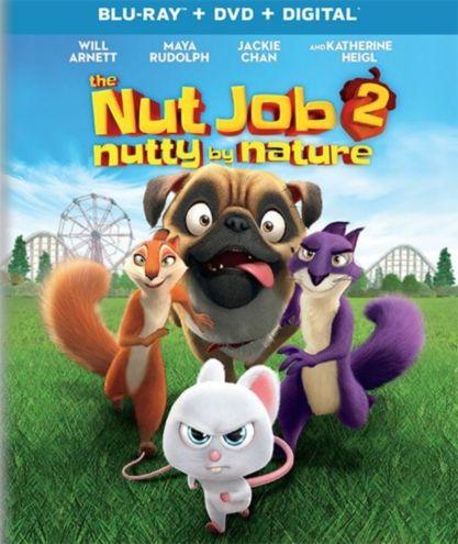 Реальная белка 2 / The Nut Job 2: Nutty by Nature (2017) HDRip/BDRip 720p/BDRip 1080p