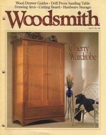 Woodsmith №97-102  (1995)