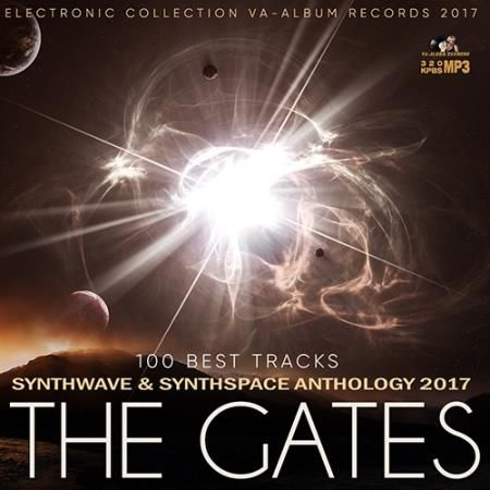 The Gates: Synthspace Anthology (2017)