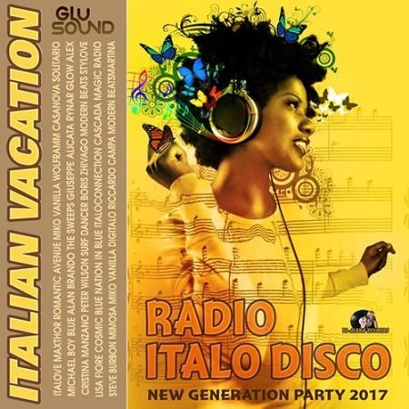 Italian Vacation: Radio Italo Disco (2017)