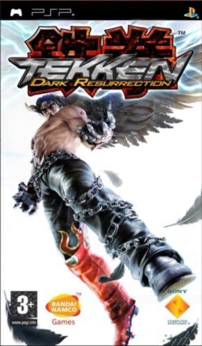Tekken: Dark Resurrection (PSP/CSO/FULL/ENG/Patched)