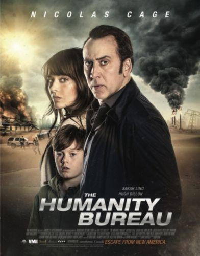 Бюро человечества / The Humanity Bureau (2017) WEB-DLRip/WEB-DL 720p/WEB-DL 1080p